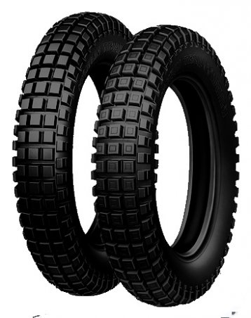 MICHELIN 2.75 - 21 M/C 45L TRIAL COMPETITION F TT [P]