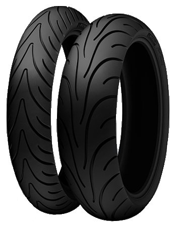 MICHELIN 180/55 ZR 17 M/C (73W) PILOT ROAD 2 R TL [T]