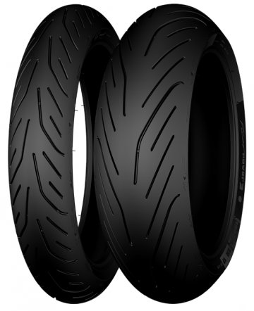 MICHELIN 190/55 ZR 17 M/C (75W) PILOT POWER 3 R TL [T]