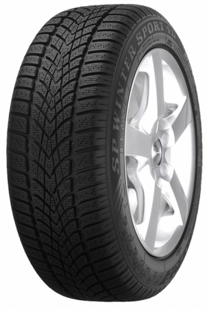DUNLOP 205/45R17 88V SP Winter Sport 4D MS * XL MFS 88V